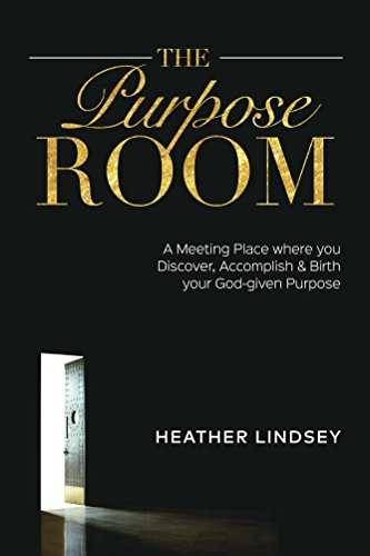 the purpose room by heather lindsey