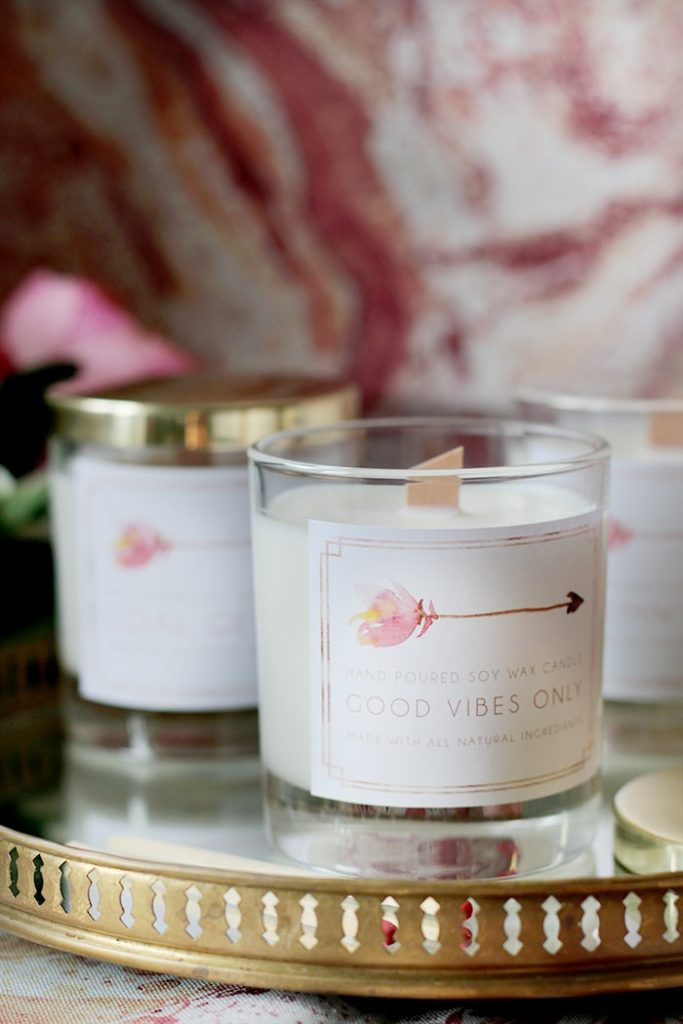 DIY gift idea - Wood-Wick-Candles-Made-from-Soy-Wax-and-Essential-Oils