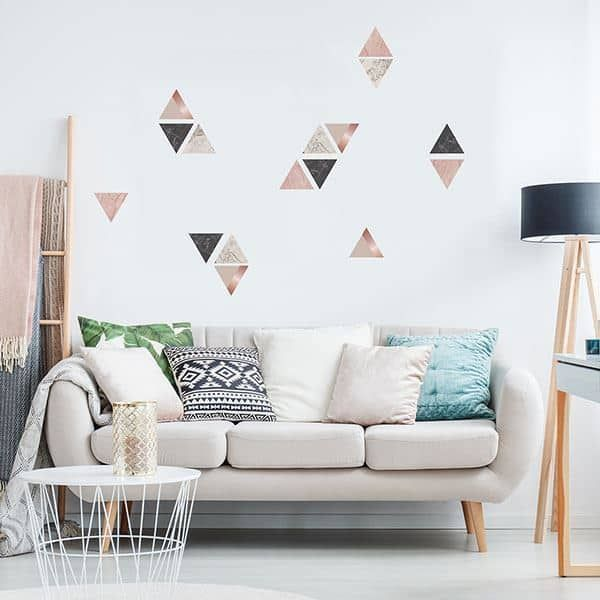 Decorative wall accents
