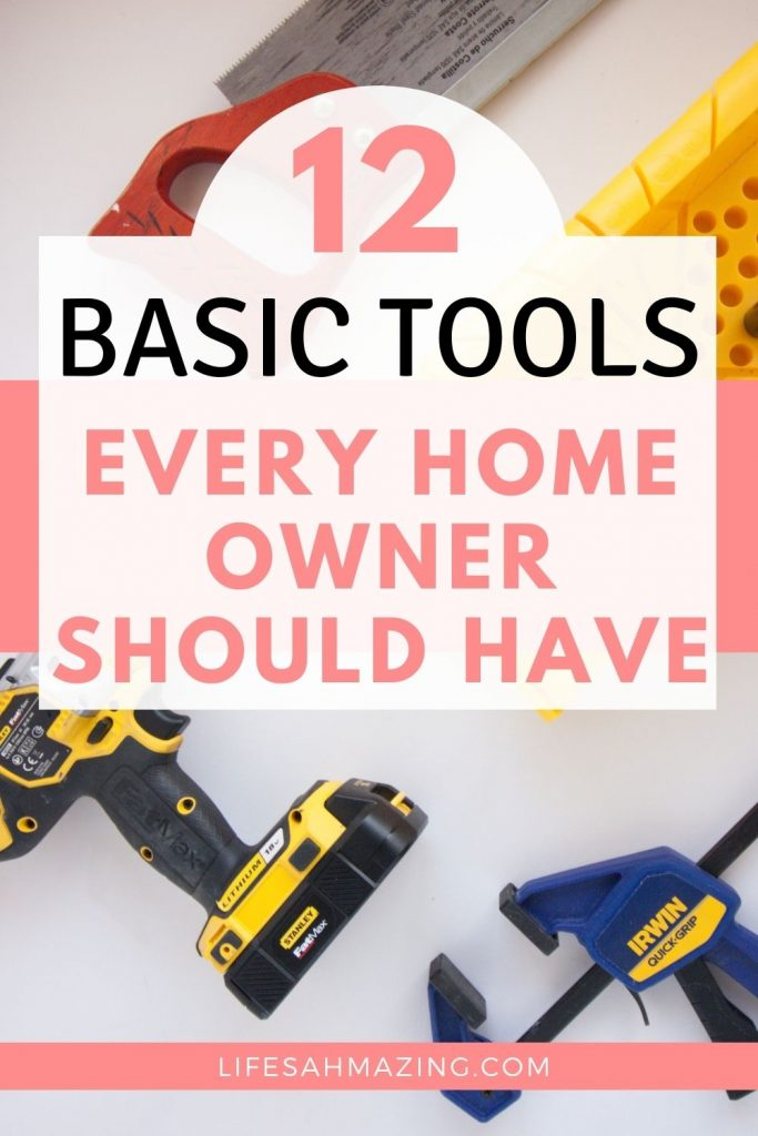 basic tools you should own